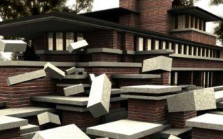 """艾伦·桑德尔的全息投影作品:世界标志性建筑被""""拆开"""""""