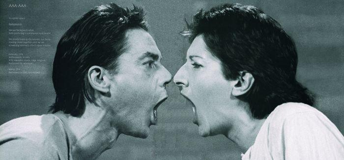 阿布拉莫维奇:艺术家不应该爱上另一个艺术家