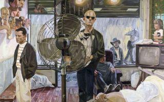 嘉德现当代艺术夜拍发出市场回暖信号