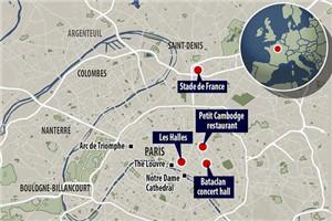 巴黎卢浮宫、蓬皮杜等博物馆因恐怖袭击全部关闭