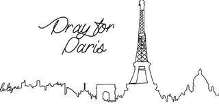 Pray For Paris:用漫画的力量发声