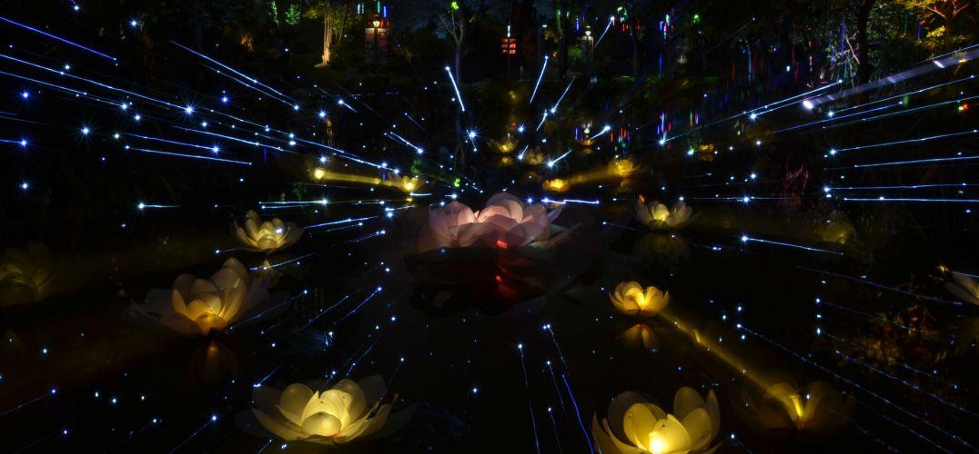 2015年广州国际灯光节正式亮灯