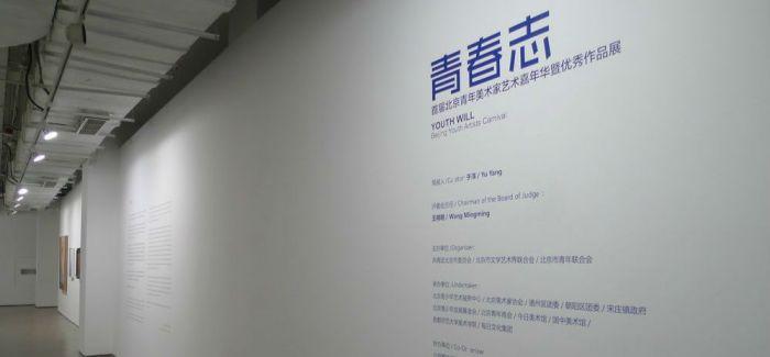 """北漂的""""青春志"""" :北京青年美术家嘉年华"""