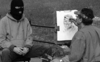 杰恩·茱莉亚:创作巴黎祈福标志的艺术家被错认为班克斯