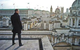 跟着007满世界去旅行