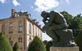 巴黎罗丹美术馆重新开放 关注雕塑家艺术创作过程