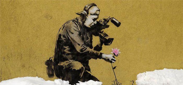 多面班克斯:艺术家 社会活动家 反抗份子