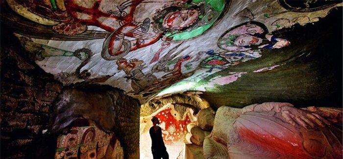 中国画只是文人水墨画吗?壁画才更为深厚广袤