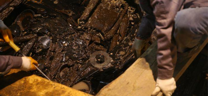 海昏侯墓发掘首次采用航天技术领域高科技进行考古
