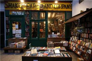 巴黎遇袭时 还有莎士比亚书店是温暖的