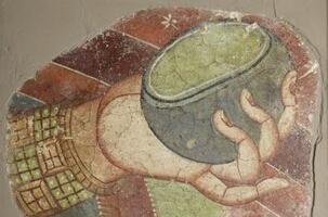 奥瑞尔·斯坦因与大英博物馆里的新疆壁画