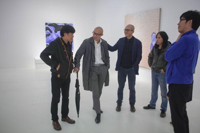 《项目-肖雄、张慧》没顶画廊现场图-11