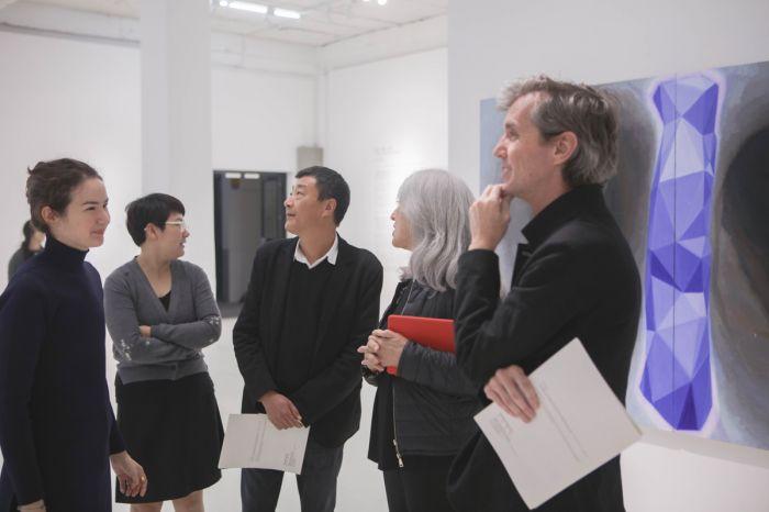《项目-肖雄、张慧》没顶画廊现场图-7