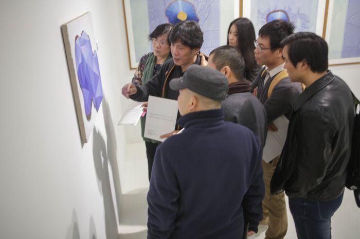 《项目-肖雄、张慧》没顶画廊现场图-18