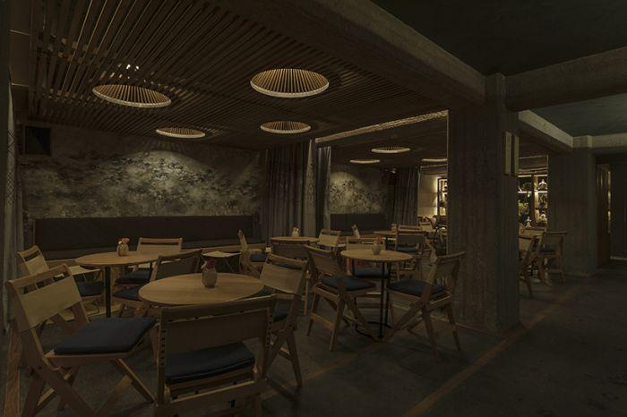 酒吧设计风格包间