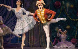 芭蕾舞剧《胡桃夹子》 即将来宁献演