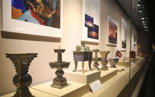 200余件蒙古族特色文物亮相西安