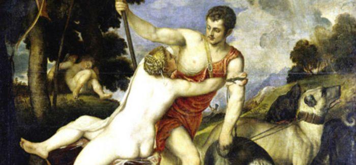 提香笔下的女神:直面易逝情  正视猎人血