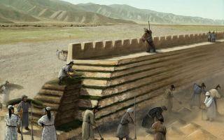 """走失的长城:在蒙古国寻找""""中国长城"""""""