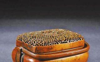古代手炉是今天的暖手宝