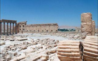 法国将为受IS威胁的文化遗产提供庇护