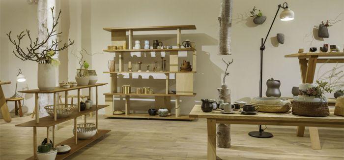 让传统的材料有现代感 京都瓷器Sfera在伦敦办了个展