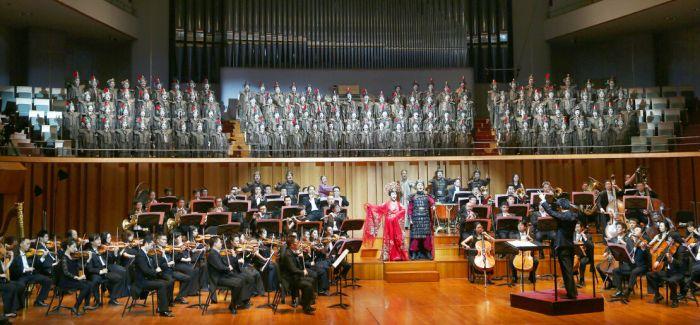 大型情景交响音乐会《木兰诗篇》西安演出
