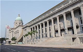 新加坡总理为新加坡国家美术馆揭幕 东南亚顶尖艺术