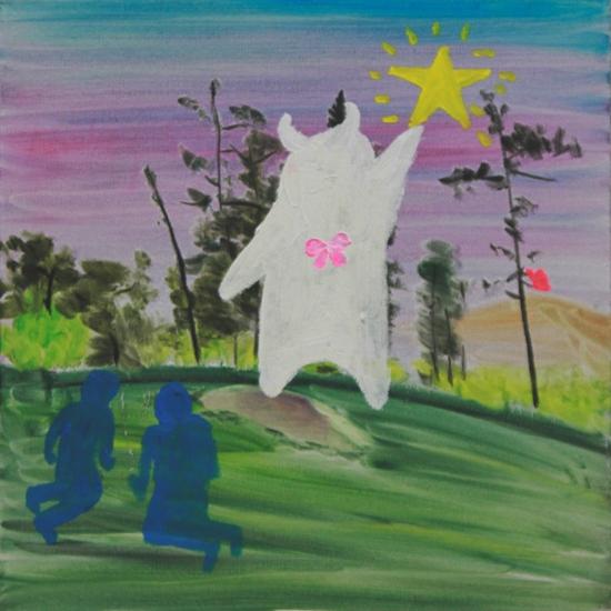 纸魔方六年级美术作品步骤发型