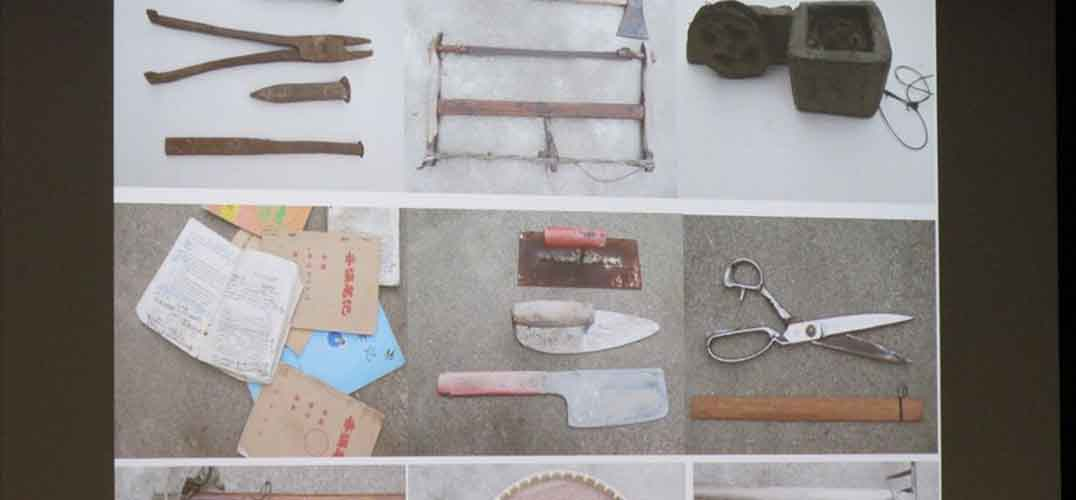 朱赢椿是一位创意书籍的设计师,也是南京师范大学书文化研究中心主任
