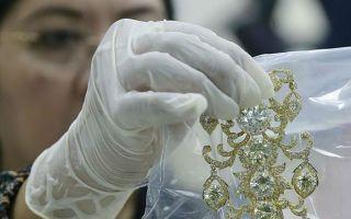 菲律宾前第一夫人珠宝首饰被充公