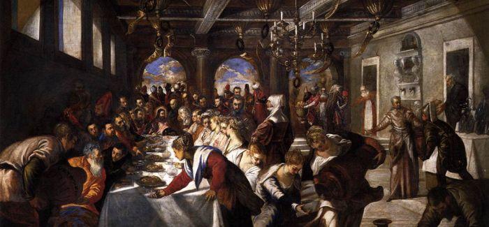 艺术史名画中的感恩节视觉饕餮大餐