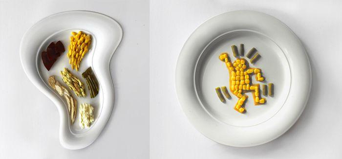 艺术家hannah rothstein教你如何在感恩节煮一道艺术大餐