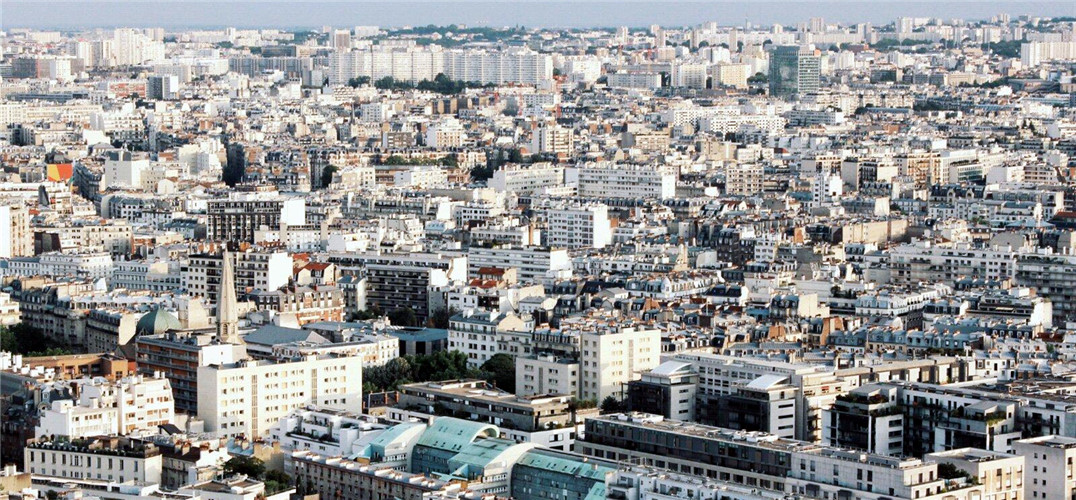 这位法国建筑师造了近30年来巴黎最高的住宅