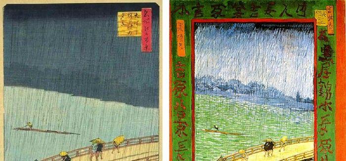 日本艺术如何为梵高和莫奈带来灵感?