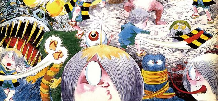 《鬼太郎》作者水木茂去世 被誉为日本鬼怪漫画始祖