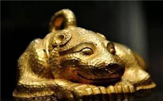 中国古代大量黄金都到哪里去了