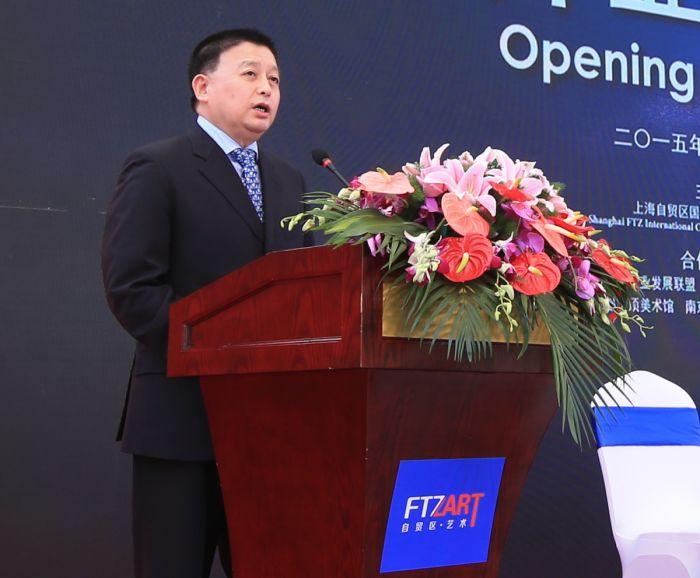 上海外高桥集团股份有限公司 副总经理 李云章