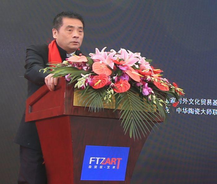 外高桥集团股份有限公司董事长舒榕斌