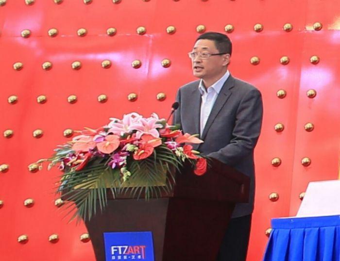 中国(上海)自由贸易试验区管委会副主任,保税区管理局党组副书记、副局长王辛翎