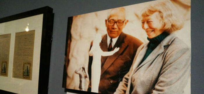 中国美术馆首次全面呈现王临乙王合内夫妇作品文献展