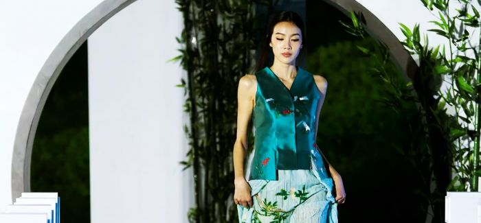 当时尚遇见艺术 一场华丽的新东方主义美学碰撞