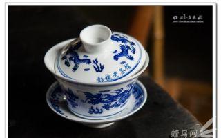 茶馆印记:在川蜀喝一碗巴适的盖碗茶
