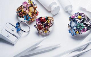 10款拥有高格调和绚丽色彩的戒指