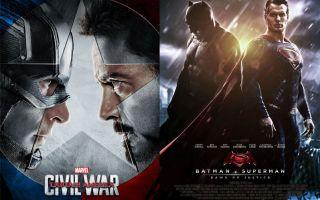 超级英雄对决 漫威和 DC 之争越演越烈