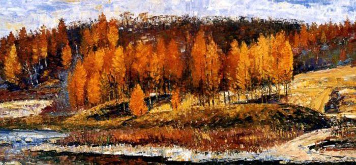 问道自然:中国名家风景油画作品联展