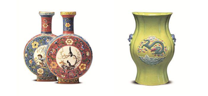 台北故宫所藏的清代瓷器精品赏析