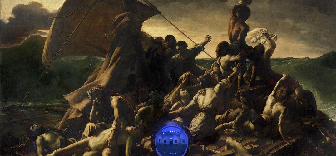 席里柯的《梅杜莎之筏》为何成为众多当代艺术家的灵感源泉