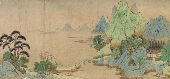 鉴定家在当代中国书画鉴定 流派成形中所起的作用
