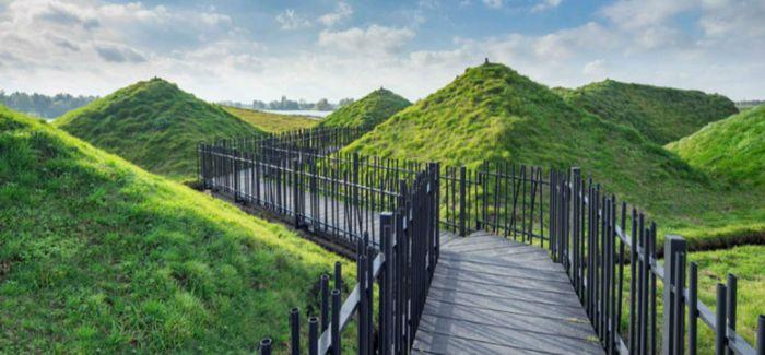 铺满绿草的屋顶:荷兰博物馆变身生态文化景观